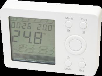 WYCOFANY Z OFERTY - Cyfrowy termostat pokojowy APT WPT, 5÷35°C, 2×1,5 V AAA