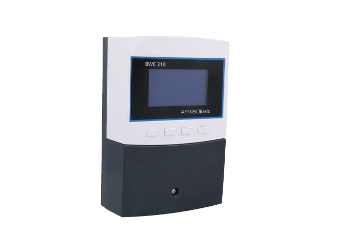 Regulator pogodowy BWC 310, 3 czujniki, 230 AC