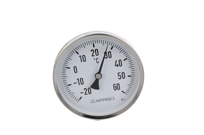 6a6 Termometry bimetaliczne BiTh I przemysłowe