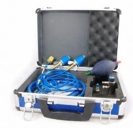 12f1 Zestaw do pomiaru szczelności instalacji bez manometru elektronicznego