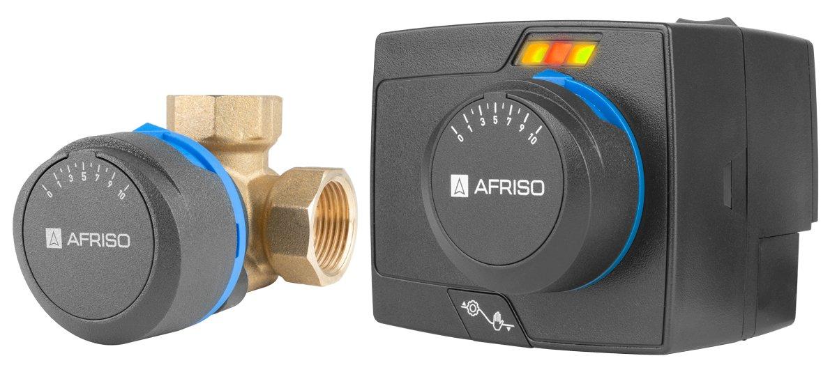 2a3 Zestawy regulacyjne ARV+ARM ProClick